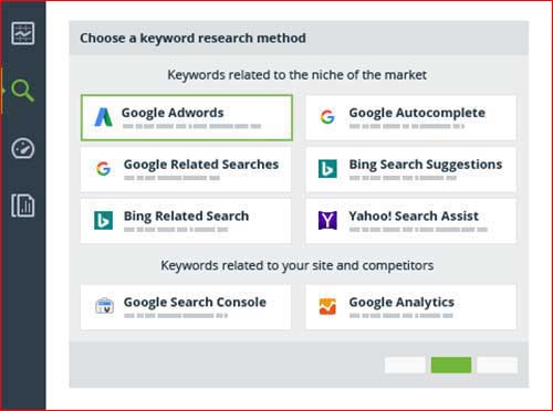 Seo Powersuite 20 Keyword Tools In One